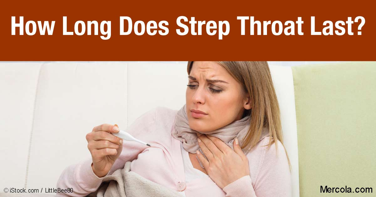 how to tell if i have strep throat