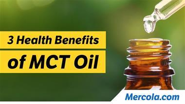 The Many Health Benefits of MCT Oil