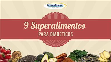 9 Superalimentos Para Diabéticos