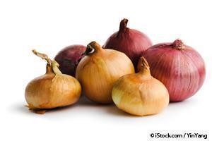 Beneficios de Cebolla