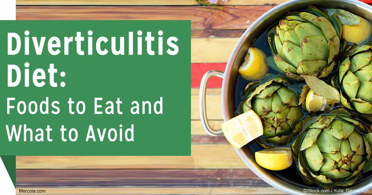What Foods To Avoid With Diverticulitis