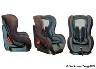 toxic chemicals in child's car seat