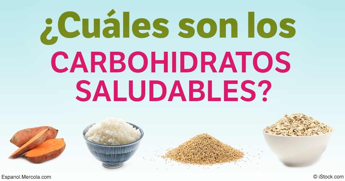 Calidad vs cantidad cuando se trata de carbohidratos saludables - Que alimentos son antioxidantes naturales ...