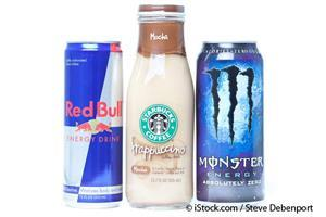 sugary caffeinated drinks affect sleep