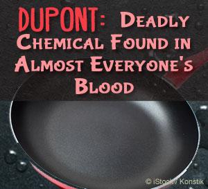 pfoa dupont non stick cookware