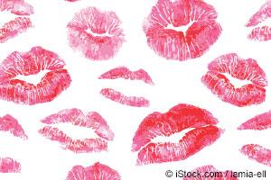 Bénéfices pour la santé des baisers