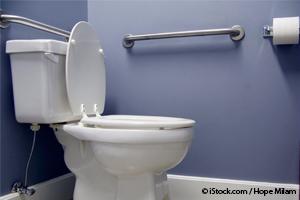 smart toilet use