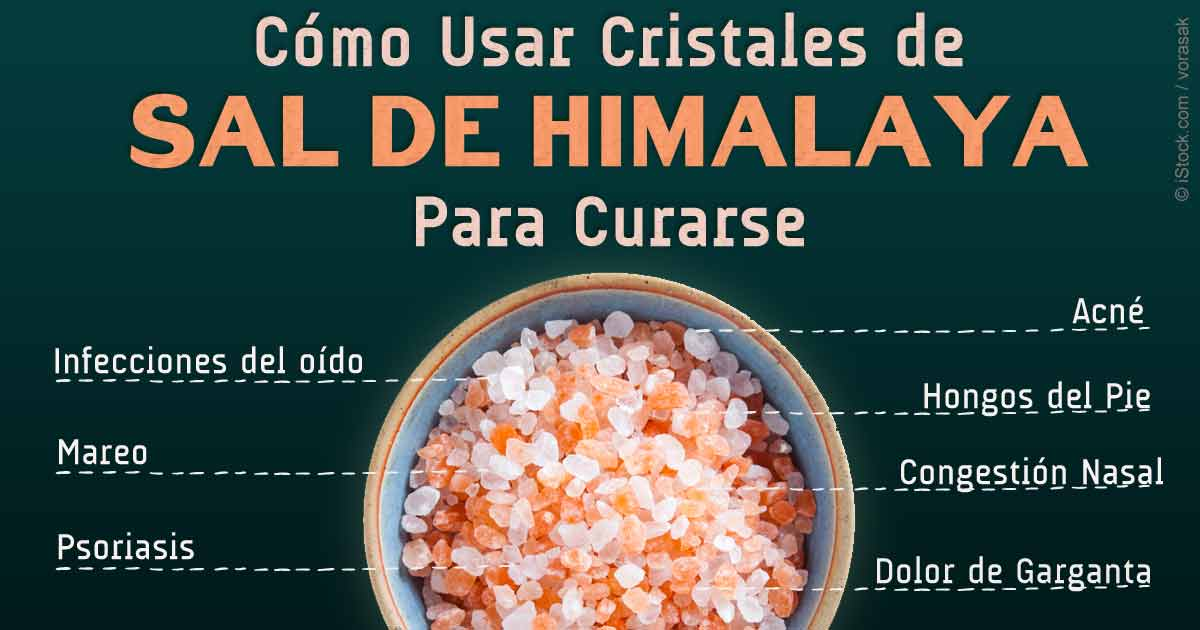 C mo utilizar los cristales de sal del himalaya para curarse - Piedra de sal del himalaya ...