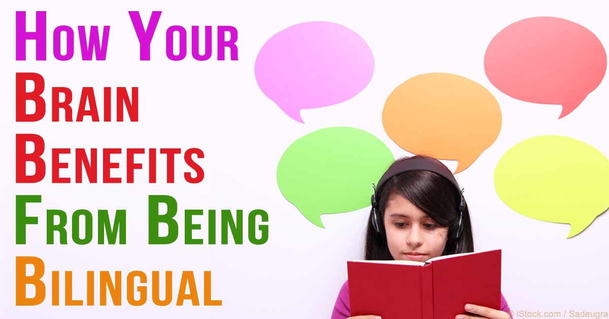 the benefits of being bilingual