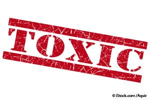 Toxic PFOA