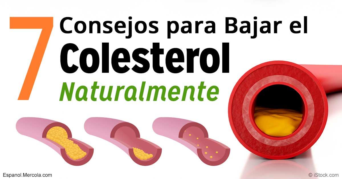 Consejos para bajar el colesterol naturalmente - Alimentos q producen colesterol ...