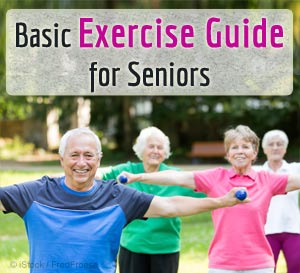 seniors basic exercise guide