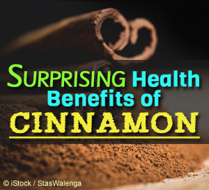 surprising cinnamon benefits