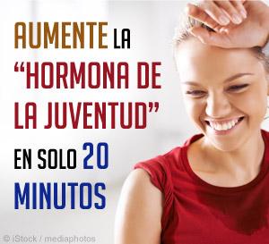 Aumentar Hormona de la Juventud