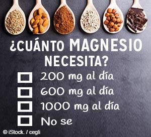 magnesio atp