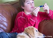 Pet Care Benefits Kids With Type 1 Diabetes