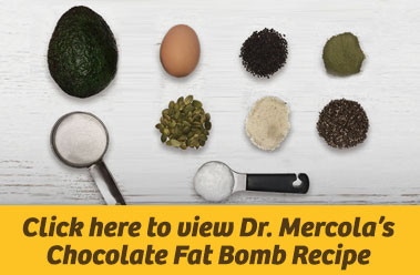 Chocolate Fat Bomb Recipe