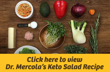 Keto Salad Recipe
