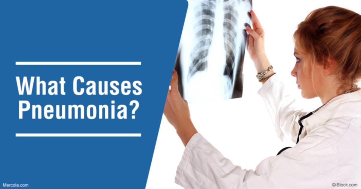 what causes pneumonia?, Sphenoid