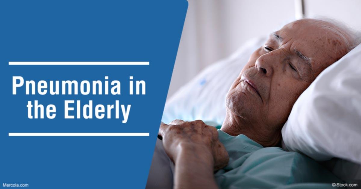Pneumonia In Older Adults 95