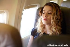Sleeping During Flight