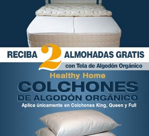 Colchon Organico