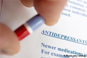 Antidepressant Prescription