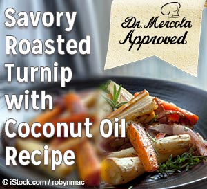 savory roasted turnips recipe