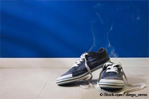 Chaussures Qui Sentent mauvais