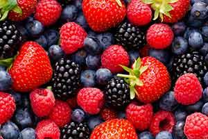 есть ягоды