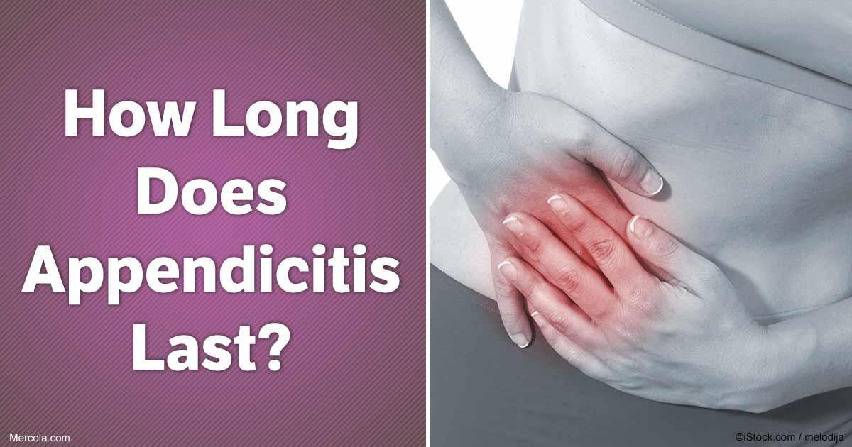 How Long Does Appendicitis Last