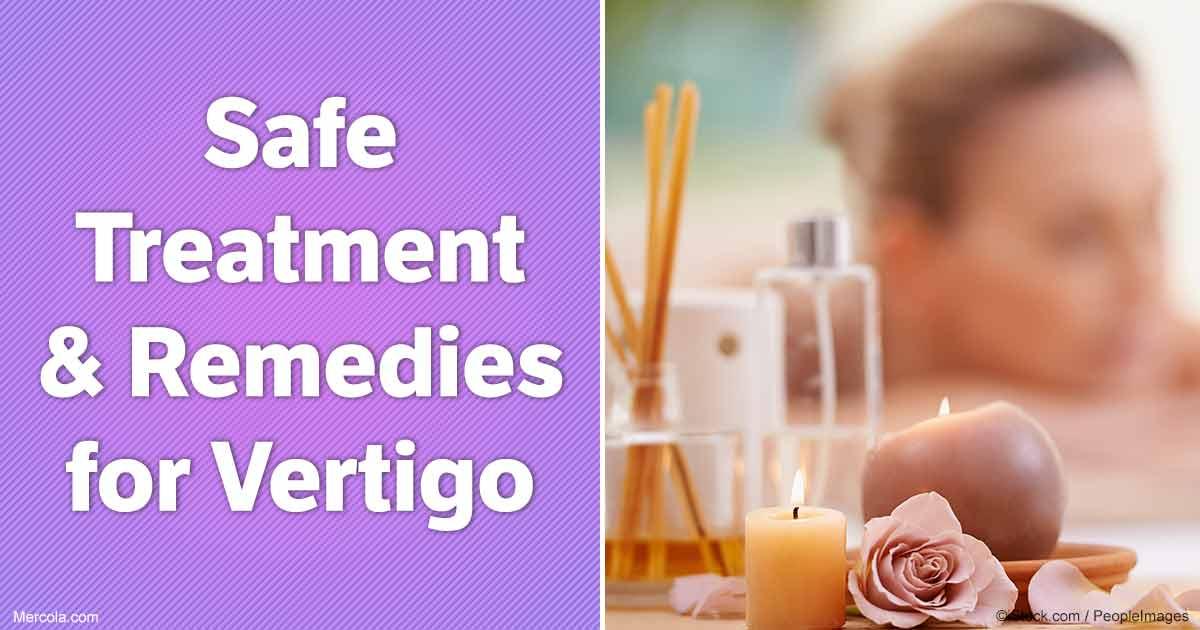 Vertigo Treatment Natural Remedies