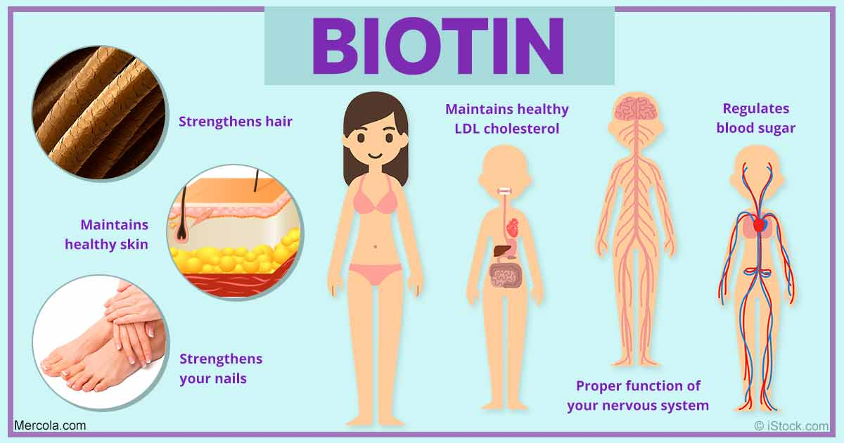 biotin and b12 weight loss