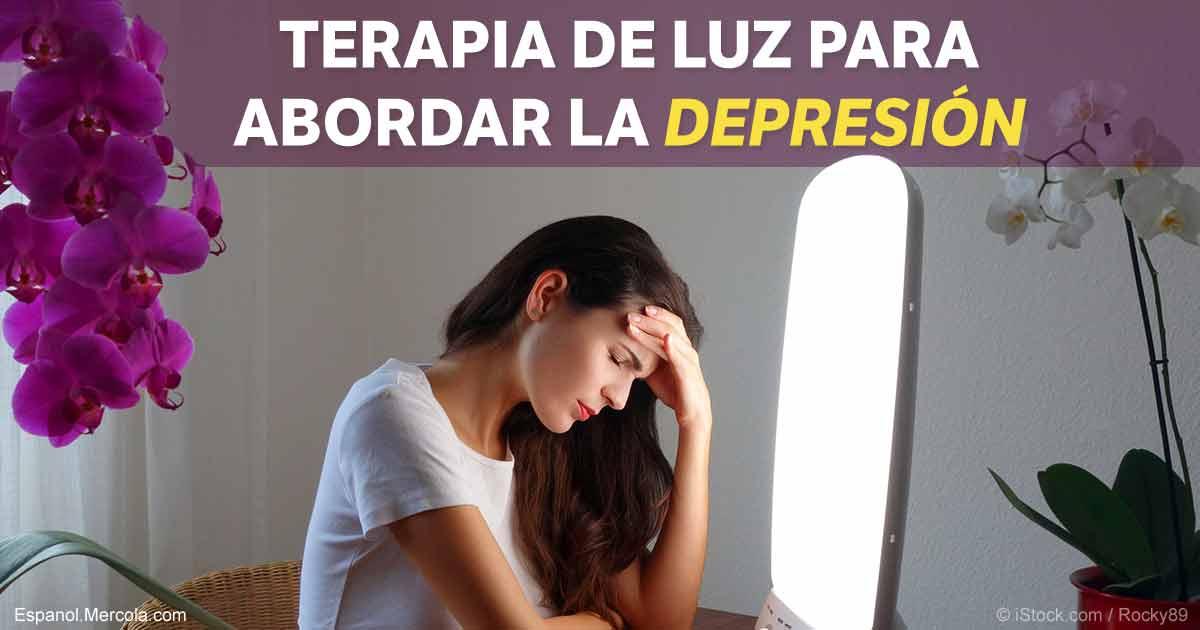 Beneficios de la terapia de luz puede ayudar con la depresi n - Consejos para superar la depresion ...