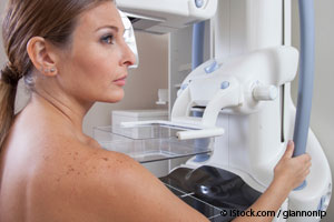 유방 조영술 위험