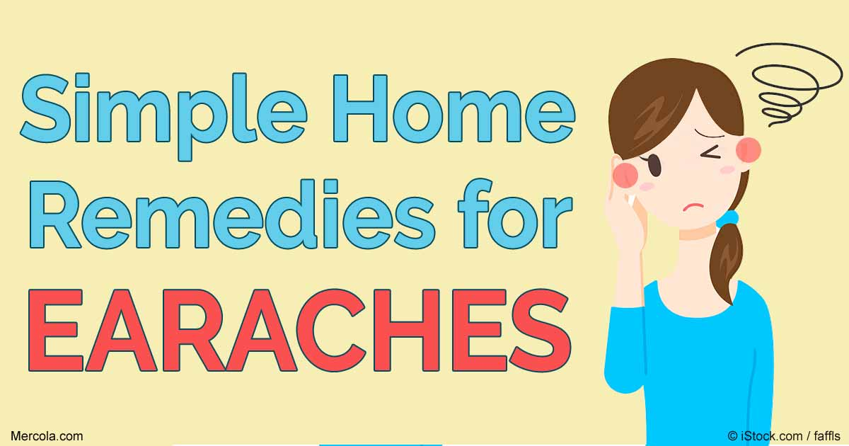 Simple Home Remedies For Earache