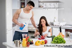 筋肉の発達のための食品