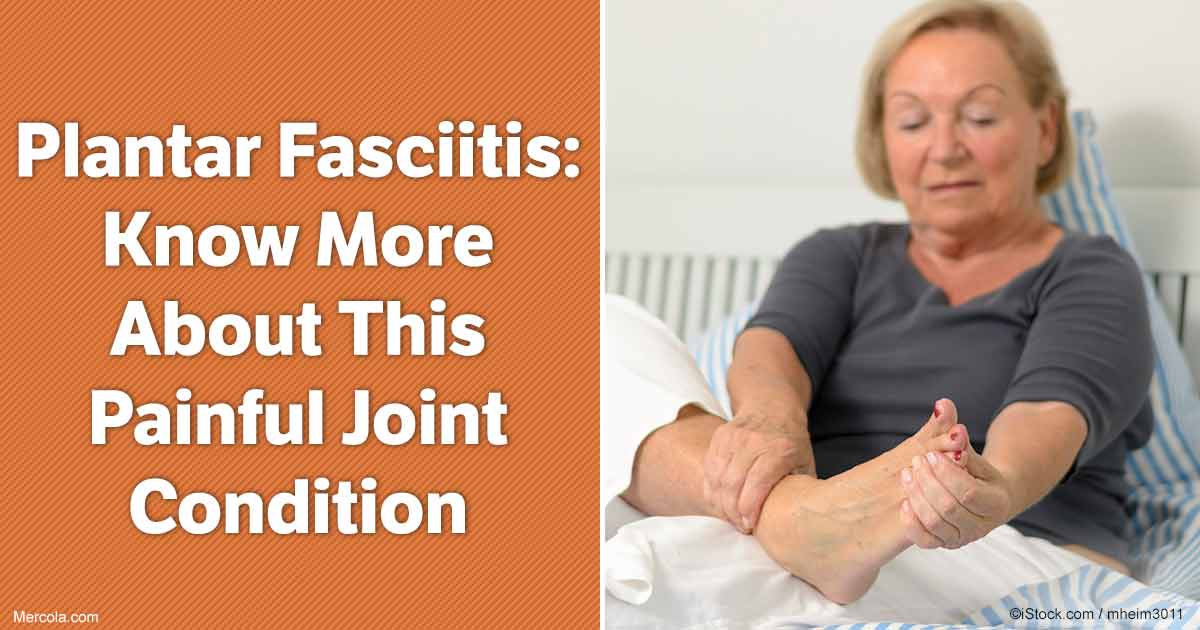 Plantar Fasciitis: Know More about This Painful Joint ...