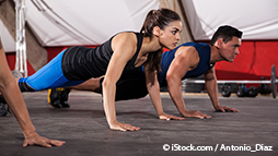 proper pushup form