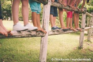 Caminar Descalzo Niños