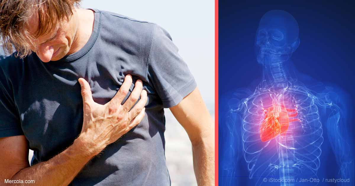 6 Factors Predicting Heart Attack Risk