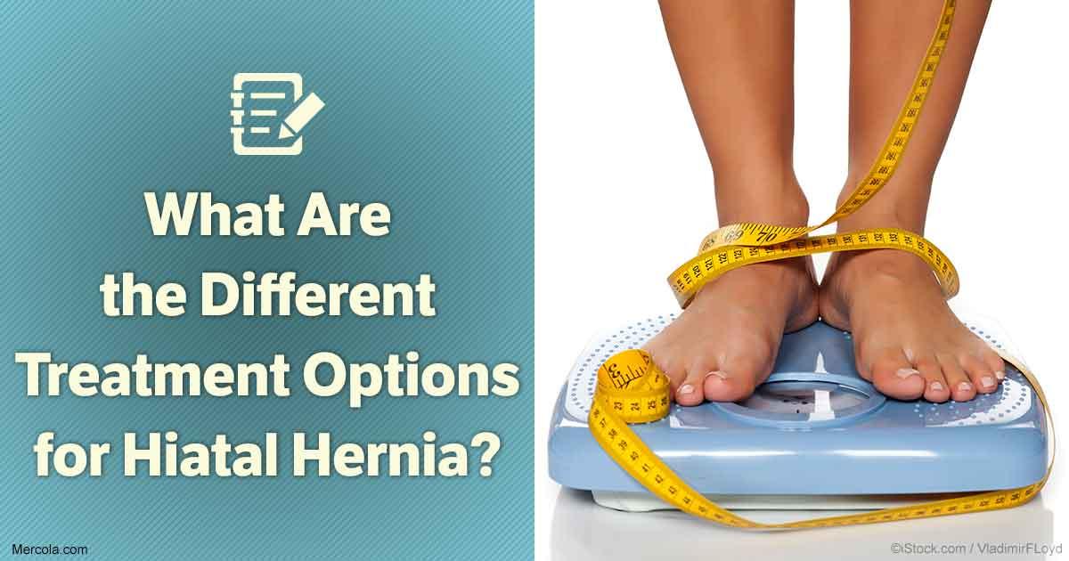 Hernia Natural Treatment