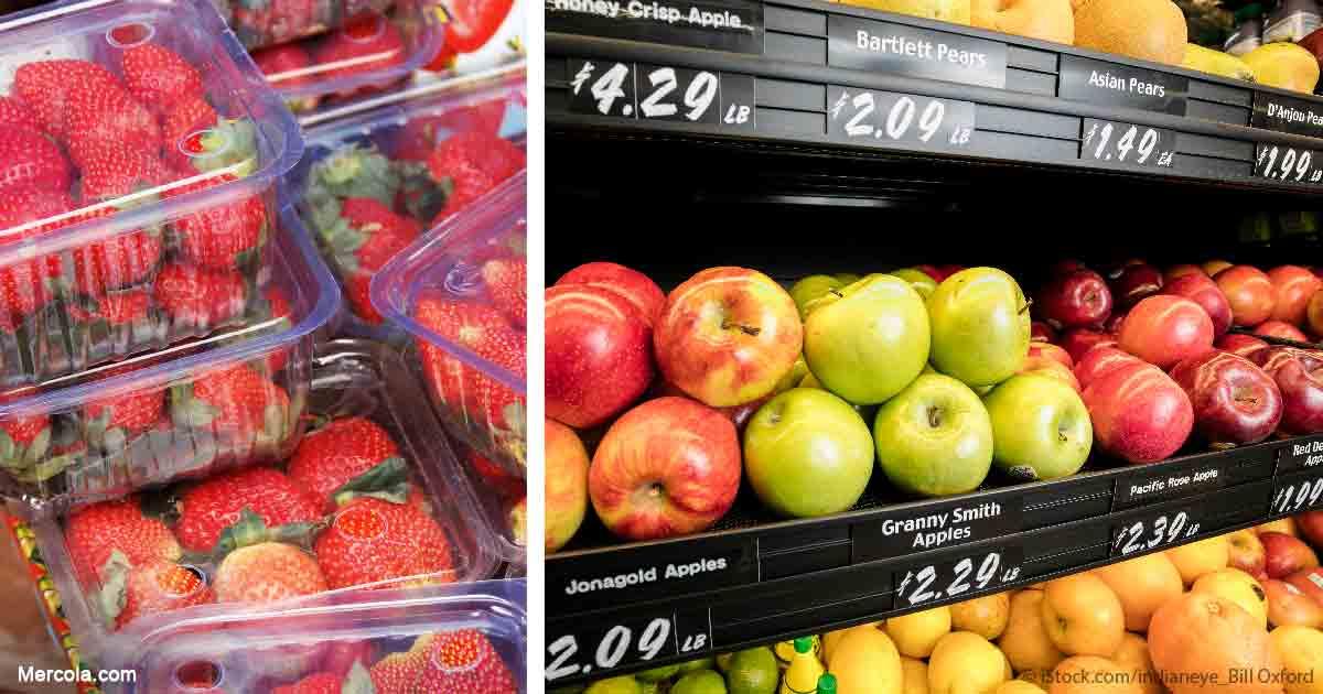 Pregnancy Fruit Chart