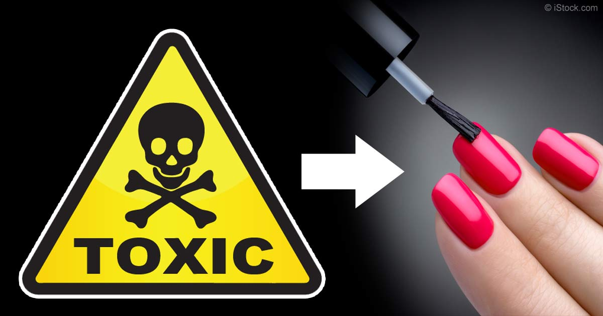Do You Know What\'s Toxic In Your Nail Polish?
