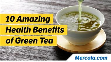 Catechins Are Key to Good Health