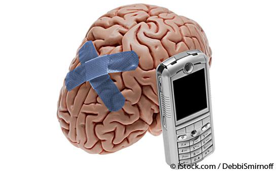 手机使用和闹损伤