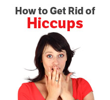 how to speech get rid of hiccups