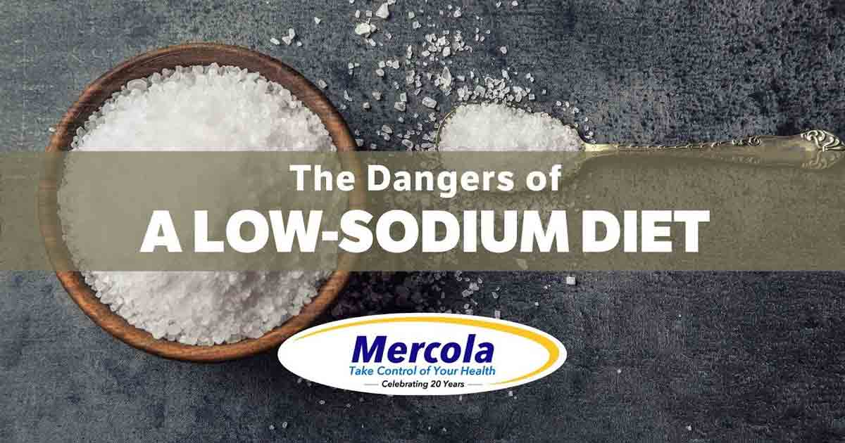 Food Low In Sugar And Sodium