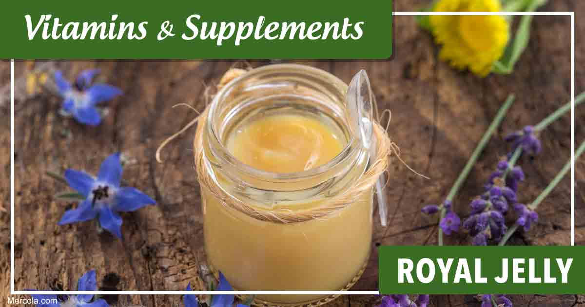Royal Jelly Benefits Amp Uses