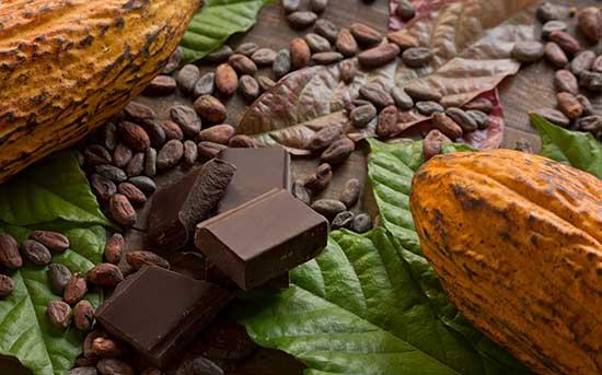 Kakao-Zusammensetzung